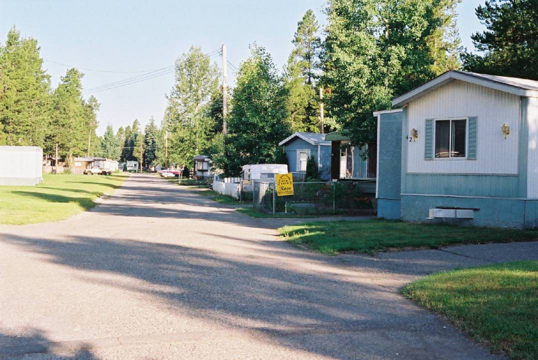 54 Evergreen Mobile Home Rv Park Lovely Well Kept