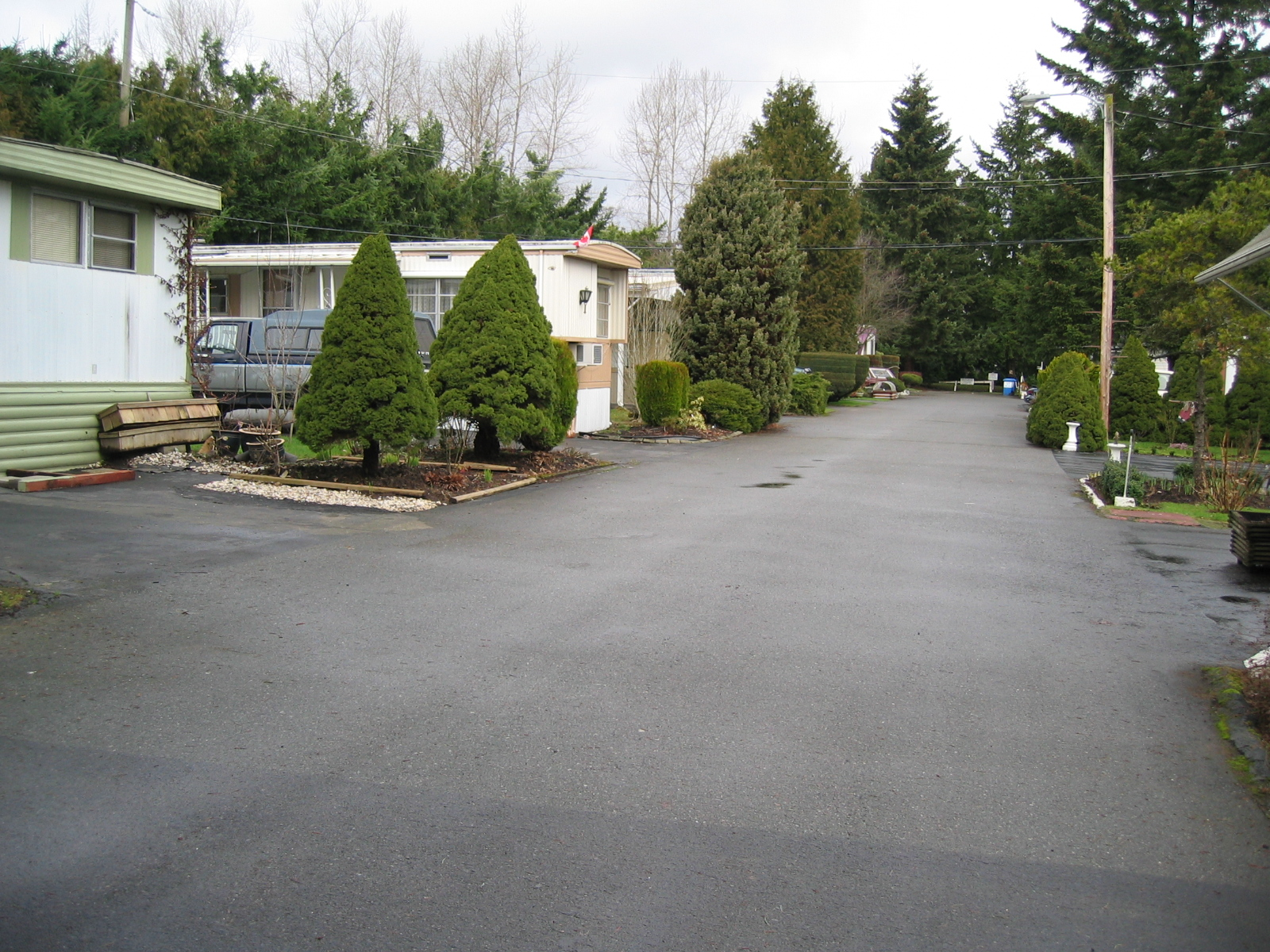 Newton Mobile Home Park 6571 King George Hwy Surrey BC