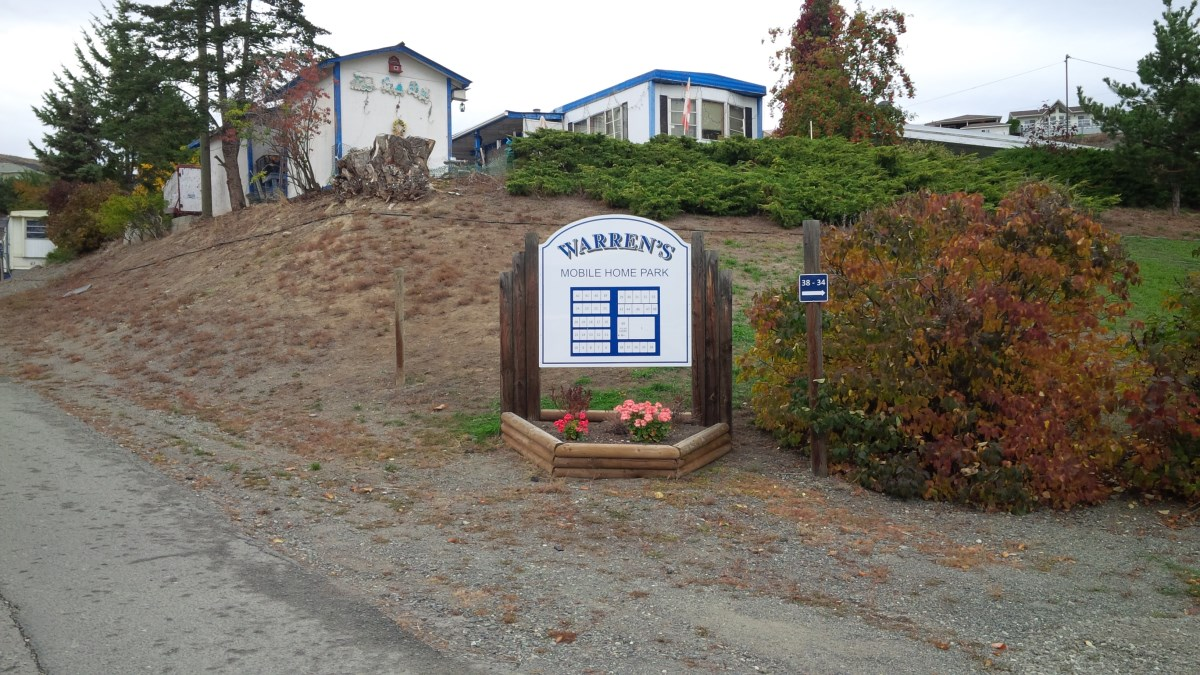 Inevitable Demise For Many Manufactured Homes In Surrey