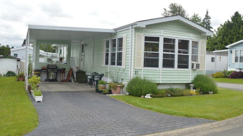 Park Boulevard Estates MH 45 13507 81 Ave Surrey BC V2V 5W6